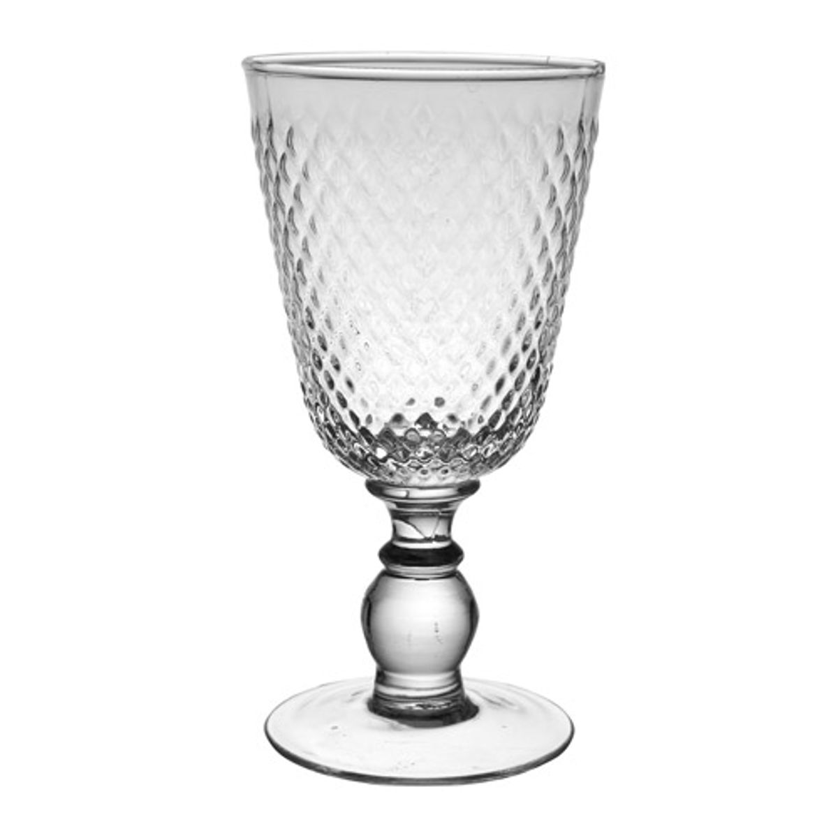 Verre en verre transparent (par 6) Duchesse Coté Table