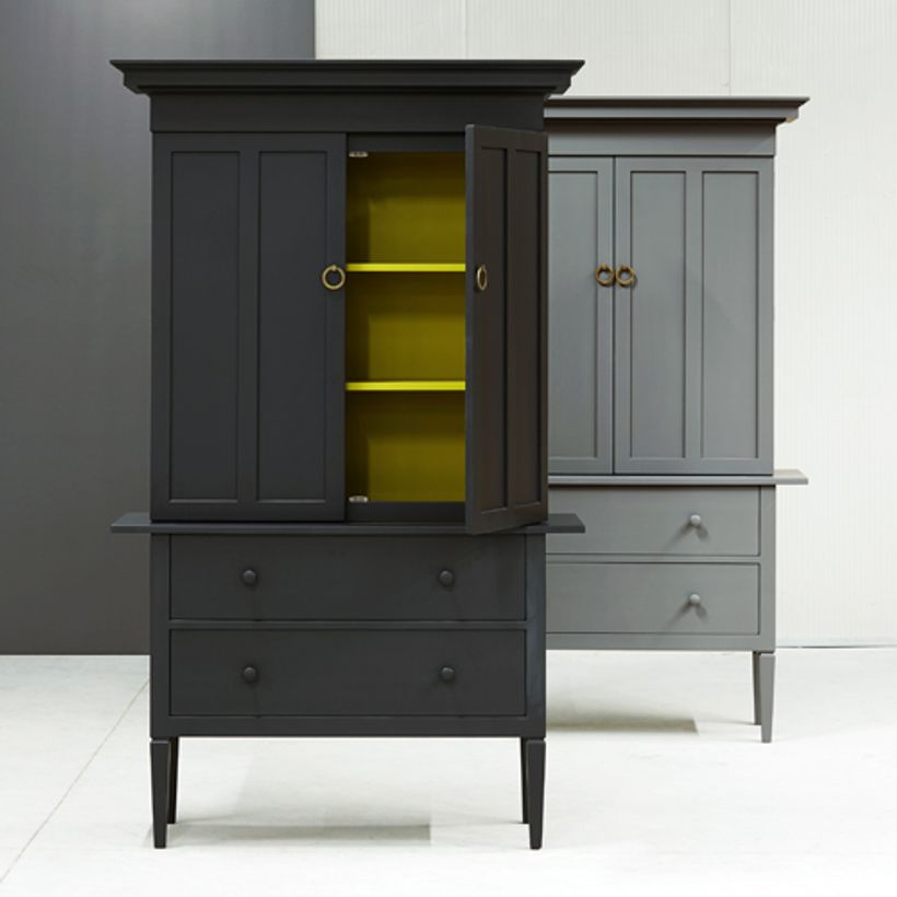 armoire dressing bois massif trendy armoire design en. Black Bedroom Furniture Sets. Home Design Ideas